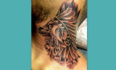 Ένα νέο και… τρομακτικό τατουάζ για τον…