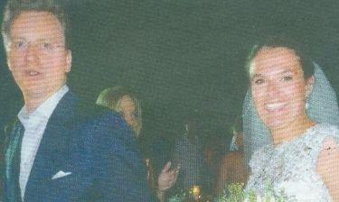 Μαριλένα Αννίνου – Κωνσταντίνος Κρατήρας: Γάμος σαν παραμύθι