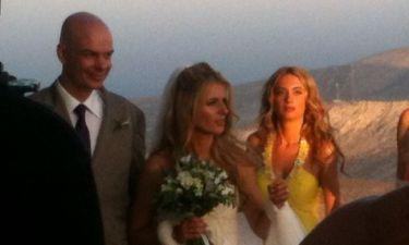 Ελένη Ανδρεάδη-Νικόλας Πλακόπητας: Αποκλειστικές φωτογραφίες από τον κοσμικό γάμο στη Φολέγανδρο!