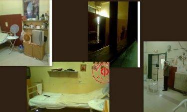 Αποκαλυπτικές φωτό: Δείτε τον Άκη Τσοχατζόπουλο μέσα στο κελί του στον Κορυδαλλό(Nassos blog)
