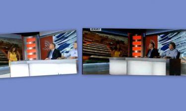 Πόπη Τσαπανίδου: Έσβησαν τα φώτα κατά τη διάρκεια της εκπομπής της