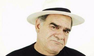Γιάννης Μποσταντζόγλου: Λέει όχι σε παράσταση γιατί του δίνουν το βασικό μισθό!