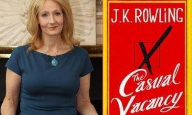 Η JK Rowling παρουσιάζει το νέο της βιβλίο
