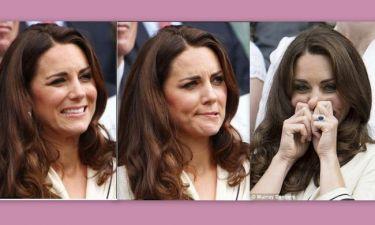 Kate Middleton: Γιατί κάνει αυτές τις γκριμάστες; (φώτο)