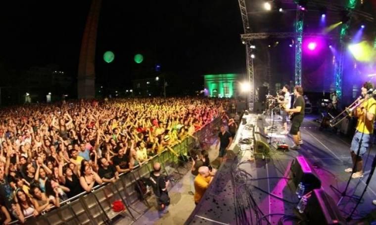 Στη συναυλία των Locomondo! (φωτό)