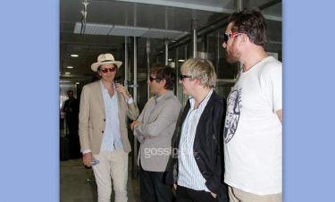 Έφτασαν οι Duran- Duran (Αποκλειστικά στο G-North και το Gossip-tv)