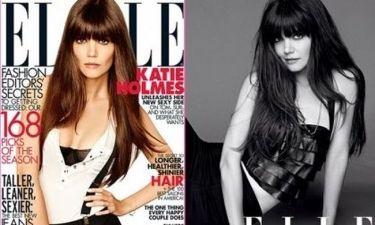 Katie Holmes: Οι προφητικές δηλώσεις της στο Elle