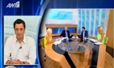 Γιώργος Παπαδάκης: Το αποχαιρετιστήριο μήνυμα!