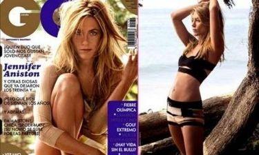 Η Jennifer Aniston στο GQ