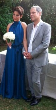 Παντρεύτηκε ο Θάνος Τζήμερος! (φωτό)