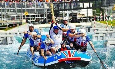 Οι Βρετανοί κατάφεραν να σβήσουν την Ολυμπιακή Φλόγα