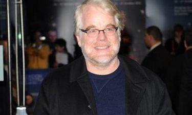 Ο Philip Seymour Hoffman στο Hunger Games 2