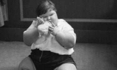 Σπάνιο βίντεο του 1935 με το πιο χοντρό αγοράκι του κόσμου