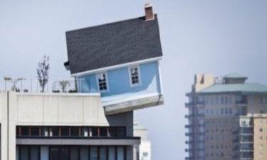Πεφταστέρι: Κι όμως πρόκειται για σπίτι κανονικότατο!