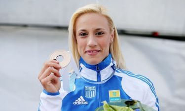 Νικόλ Κυριακοπούλου: «Ένα ολυμπιακό μετάλλιο δεν θα σβήσει ούτε τα σκάνδαλα ούτε τις αρνητικές συμπεριφορές»
