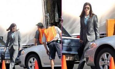 Sandra Bullock: Νέο περιστατικό στα γυρίσματα του Heat