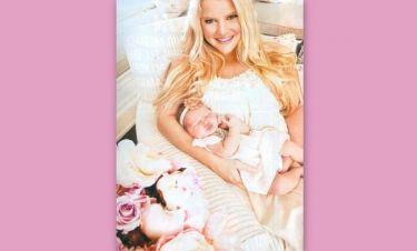 Η Τζέσικα Σίμσον συστήνει την κόρη της