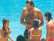 Οικογενειακή εξόρμηση στην παραλία