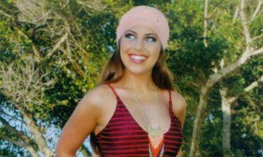 Ελεάνα Φραντζέλη: Πώς αποφάσισε να πάρει μέρος στο διαγωνισμό «Miss Teen America»;