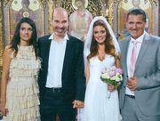 Κωνσταντίνος Ανανιάδης-Δώρα Γιατρουδάκη: Παντρεύτηκαν