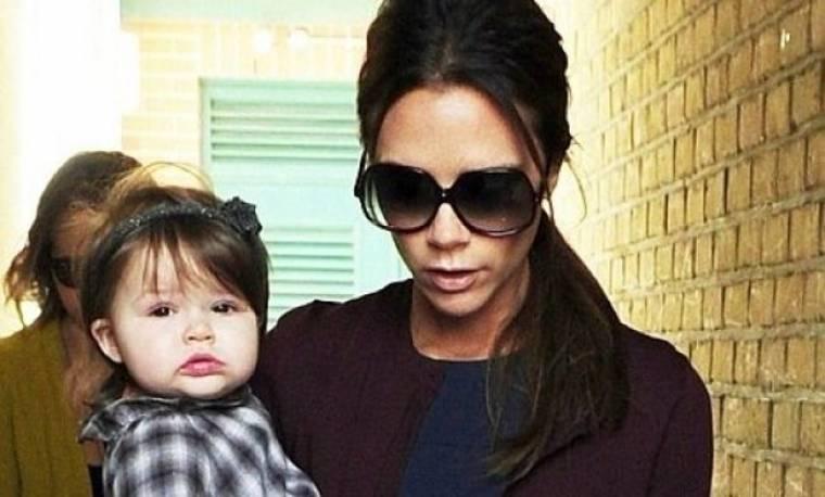 Η Harper Seven Beckham και επίσημα το πιο στιλάτο μωρό της Βρετανίας