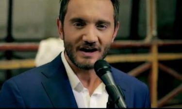 Χρήστος Μενιδιάτης: Δείτε το νέο του video clip