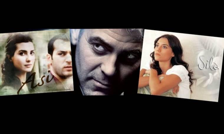 O George Clooney απέναντι από τις τουρκικές σειρές «Sila» και «Asi»