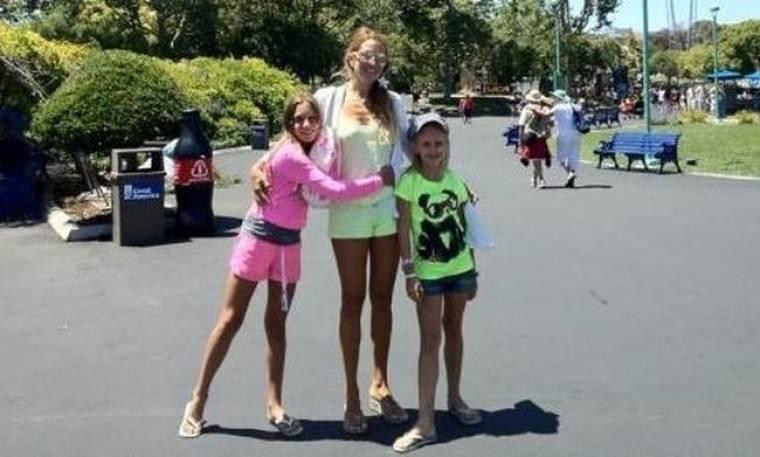 Αννίτα Ναθαναήλ: Το οικογενειακό ταξίδι στην Αμερική και η «ξενάγηση» μέσω twitter