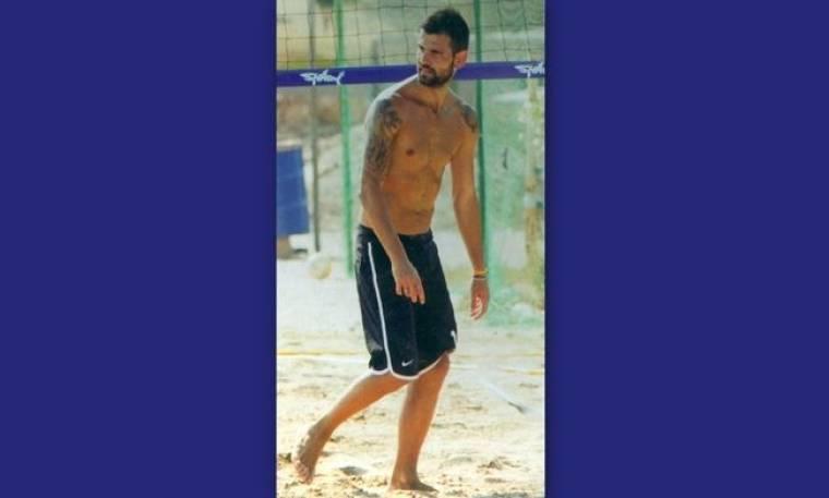 Μιχάλης Μουρούτσος: Για Beach Volley στην Βούλα