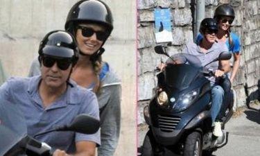 George Clooney: Από το Λουγκάνο στο Κόμο