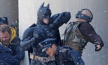 The Dark Knight Rises: Ένα πόστερ που θα σας κόψει την ανάσα