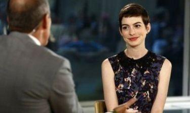 Anne Hathaway: Λατρεύω τις σκηνές δράσης