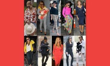 Beyonce: η πιο trendy μαμά του Hollywood