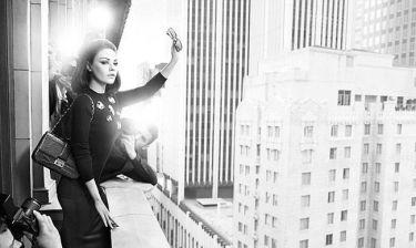 Η Mila Kunis και οι νέες φωτογραφίες για τον Dior