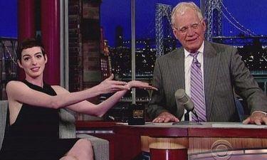Αποκάλυψε ο David Letterman το τέλος του Batman;