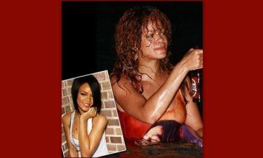 Rihanna: Ένα αστέρι πέφτει (πέφτει, πέφτει, πέφτει...)