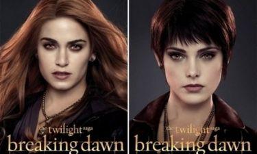 Breaking Dawn 2: Οι χαρακτήρες σε πόστερ
