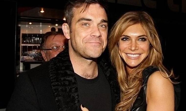Robbie Williams – Ayda Field: Επιστρέφουν στο Λονδίνο για τη γέννα