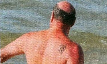 To tattoo του Γιώργου Βουλγαράκη