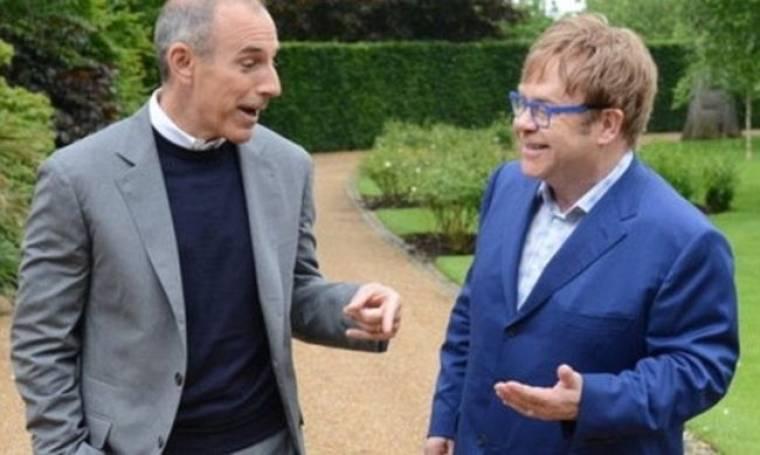 Elton John: Ένα μεγάλο μέρος της ζωής μου πήγε χαμένο