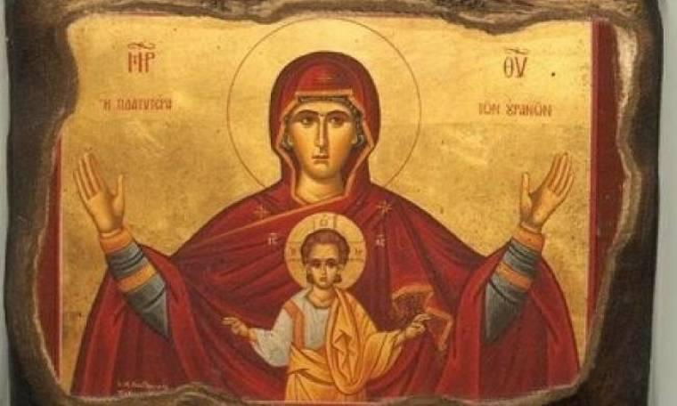 Αφαιρούν από τα θρησκευτικά... Παναγία και Χριστό