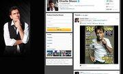 Το αποχαιρετιστήριο tweet του Charlie Sheen