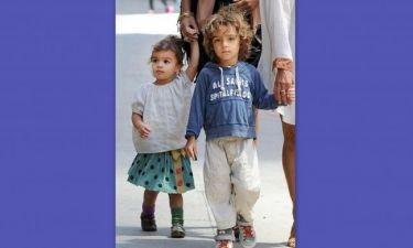 Οι μικροί fashionistas της Camila Alves και του Matthew McConaughey