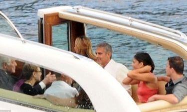 George Clooney – Stacy Keibler: Οι καλοί οικοδεσπότες