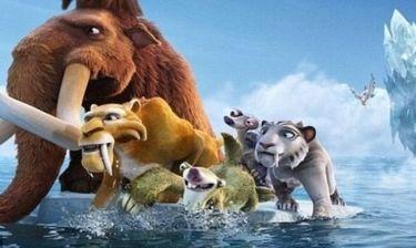 Το Ice Age πρώτο στο Box Office