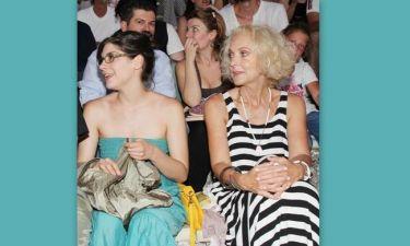 Ηρώ Μπέζου-Ναταλία Τσαλίκη: Μαμά και κόρη στην Επίδαυρο!