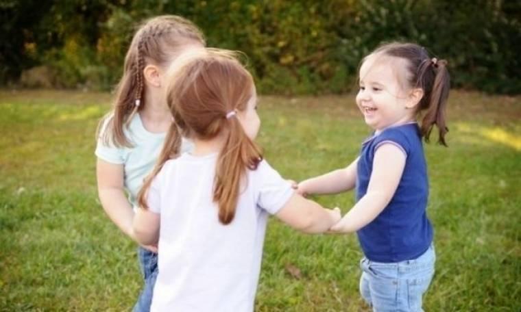 Κανονίστε ημέρες παιχνιδιών για τα παιδιά σας