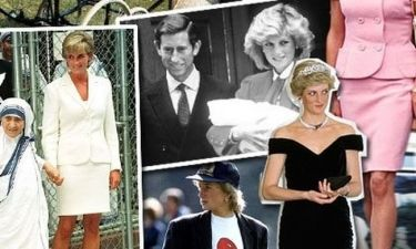 Lady Diana:η πρικίπισσα του στυλ