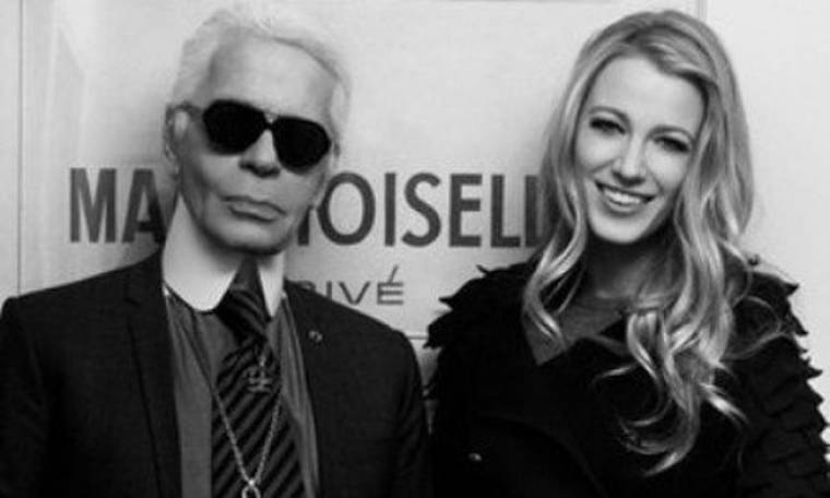 Blake Lively: Ρήξη στη σχέση της με τον οίκο Chanel;