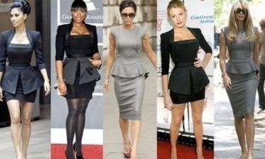 Fashion trend: φορέστε πέπλο κι ας μην είστε νυφούλα